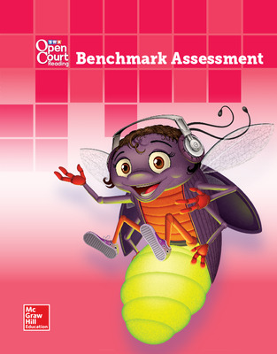 Open Court Reading Benchmark Assessment, Grade K