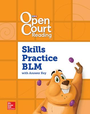 Open Court Reading Foundational Skills Kit, Practice Annotated Teacher Edition/ Blackline Master, Grade 1