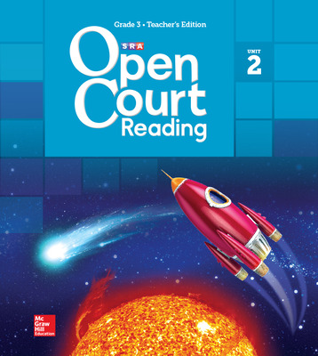Open Court Reading Teacher Edition, Volume 2, Grade 3