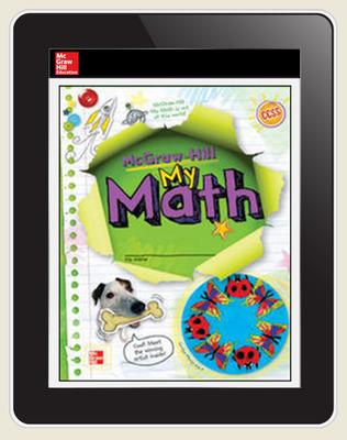 OKS My Math Online Teacher Edition Subscription, 3 years, Grade 4