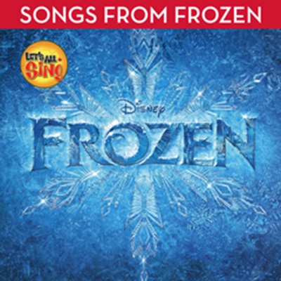 Music Studio Marketplace, Grades 4 -12, Let's All Sing | Songs from Frozen, 6-Year Subscription