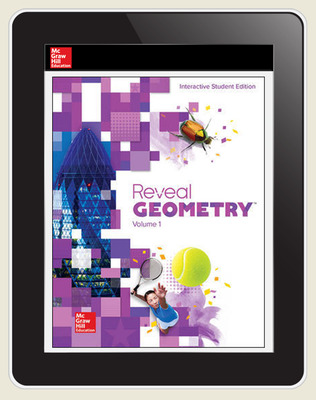 Reveal Geometry, Student Digital License, 1-year subscription