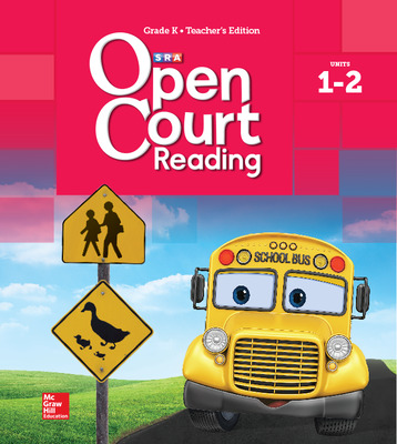 Open Court Reading Teacher Edition, Volume 1, Grade K