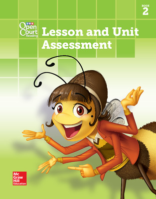 Open Court Reading Lesson and Unit Assessment, Book 2, Grade 2