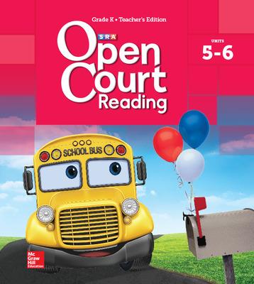 Open Court Reading Teacher Edition, Volume 3, Grade K