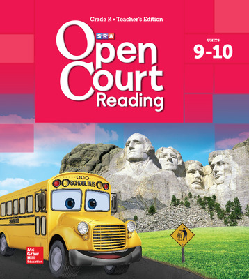 Open Court Reading Teacher Edition, Volume 5, Grade K