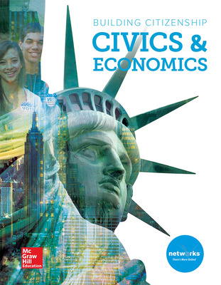Building Citizenship: Civics & Economics cover
