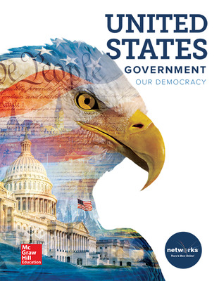 United States Government: Our Democracy cover