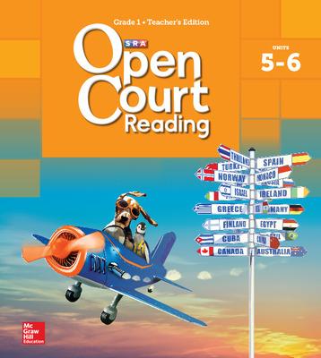 Open Court Reading Teacher Edition, Volume 3, Grade 1