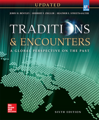 Traditions & Encounters (Bentley) cover
