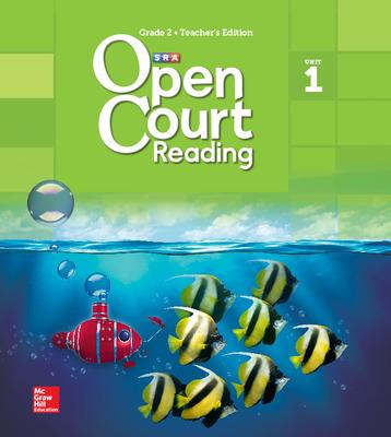Open Court Reading Teacher Edition, Volume 1, Grade 2