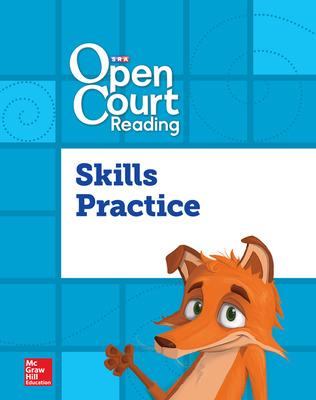 Open Court Reading Foundational Skills Kit, Skills Practice Workbook, Grade 3