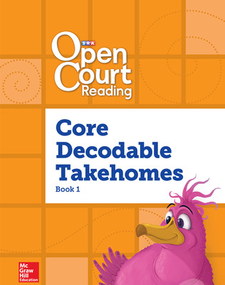 Open Court Reading, Core PreDecodable and Decodable 4-color Takehome 1 (set of 25), Grade 1