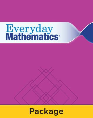 Everyday Mathematics 4, Grade 4, Essential Student Material Set, 1 Year