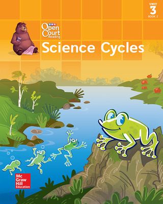 Open Court Reading Little Book Unit 3 Book 2 Science Cycles, Grade 1