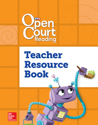 Open Court Reading Foundational Skills Kit, Teacher Resource Book, Grade 1