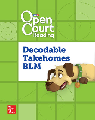 Open Court Reading, Core Decodable Takehome Stories Blackline Master, Grade 2