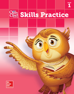 Open Court Reading Skills Practice Workbook, Book 1, Grade K