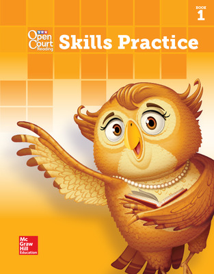 Open Court Reading Skills Practice Workbook, Book 1, Grade 1