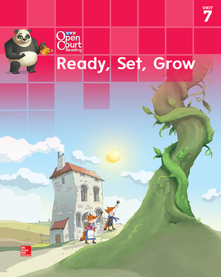 Open Court Reading Big Book, Grade K Unit 7 Ready, Set, Grow