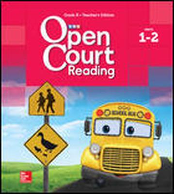 Open Court Reading Non-CCSS Teacher Edition, Volume 1, Grade K