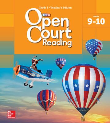 Open Court Reading Teacher Edition, Volume 5, Grade 1