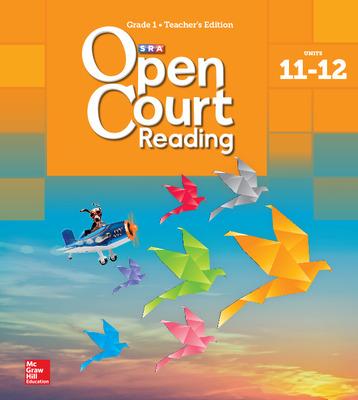 Open Court Reading Teacher Edition, Volume 6, Grade 1