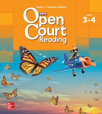 Open Court Reading Teacher Edition, Volume 2, Grade 1