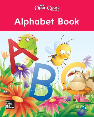 Open Court Reading Grade K Alphabet Little Book