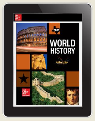 World History, Texas LearnSmart