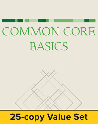 Common Core Basics Spanish, Core Subject Module, 25-copy Value Set