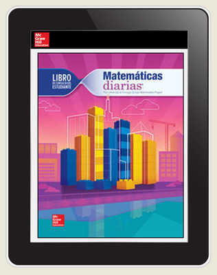 EM4 Comprehensive Spanish Student Materials Set with Home Links, 5 Year Subscription, Grade 4