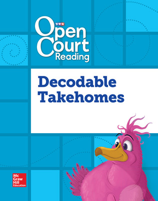 Open Court Reading, Core Decodable 4-color Takehome, Grade 3