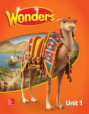Wonders Student Edition, Unit 1, Grade 3
