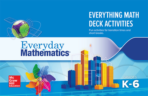 Everyday Mathematics 4: Grades K-6, The Everything Math Card Deck Activity Booklet