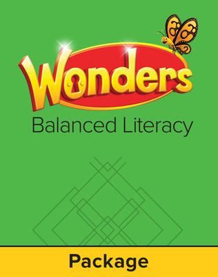 Wonders Balanced Literacy, 6 Year Student Workspace, Grade 4