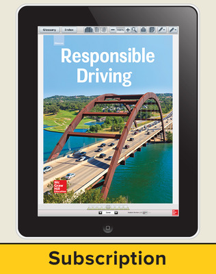 Responsible Driving, Online Student, 6-year Subscription