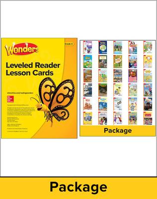 Wonders Balanced Literacy Gr K Leveled Reader packages