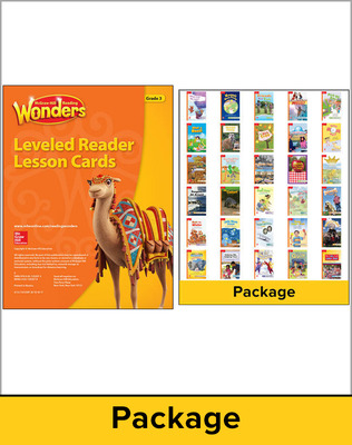 Wonders Balanced Literacy Gr 3 Leveled Reader packages