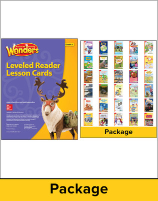 Wonders Balanced Literacy Gr 5 Leveled Reader packages