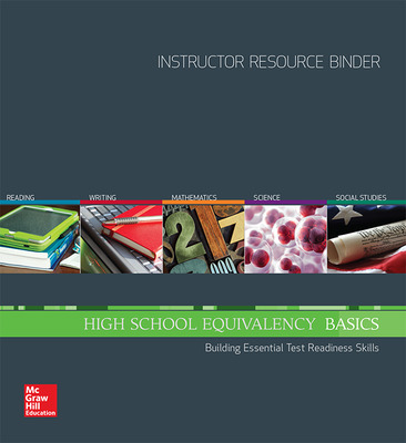 HSE Basics: Instructor Resource Binder