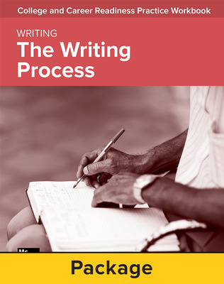 College and Career Readiness Skills Practice Workbook: The Writing Process, 10-pack