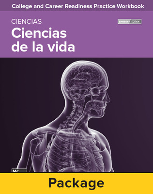 College and Career Readiness Skills Practice Workbook: Life Science Spanish Edition, 10-pack