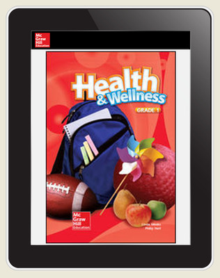 CUS Health & Wellness, Grade 1, Student Bundle, 6-year subscription