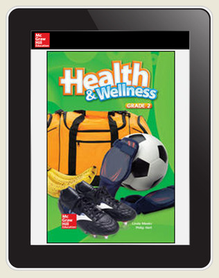 CUS Health & Wellness, Grade 2, Student Bundle, 1-year subscription