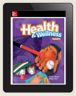 CUS Health & Wellness, Grade 3, Student Bundle, 1-year subscription
