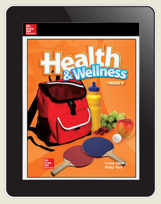 CUS Health & Wellness, Grade 5, Student Bundle, 1-year subscription