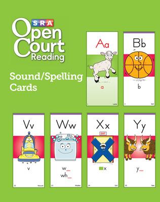 Open Court Reading, Desk Strips (set of 12), Grades 1-3