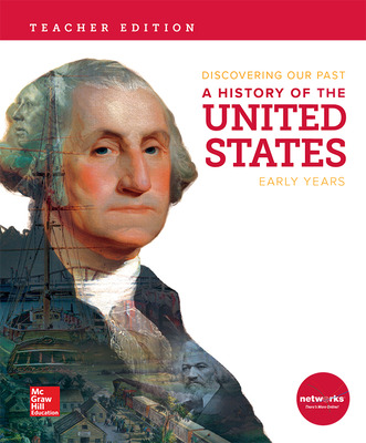 Discovering Our Past: A History of the United States-Early Years, Teacher Edition