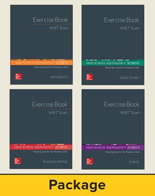 High School Equivalency Achieve, HiSET 5-Copy Value Set